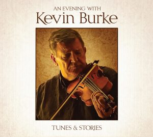 An Evening With Kevin Burke cd cover